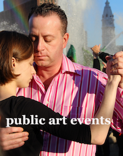 association for public art event